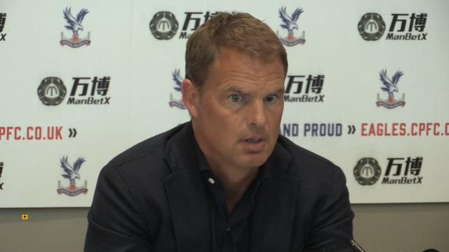 De Boer looking to spend big