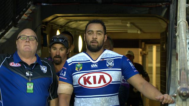 Kasiano signs with Storm