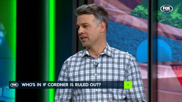 Who could replace Cordner?
