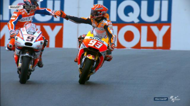 Marquez on track for five