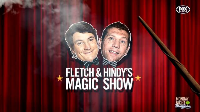 Fletch & Hindy: Magic Show