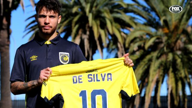 De Silva lining for Mariners