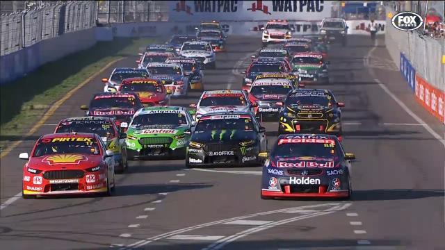 HL: Race 13, Townsville