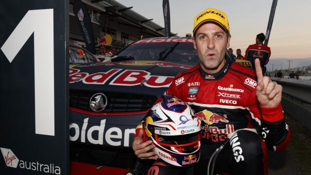 Historic victory for Whincup