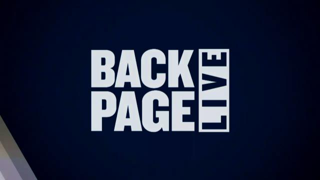 Back Page Live (11/7/17)