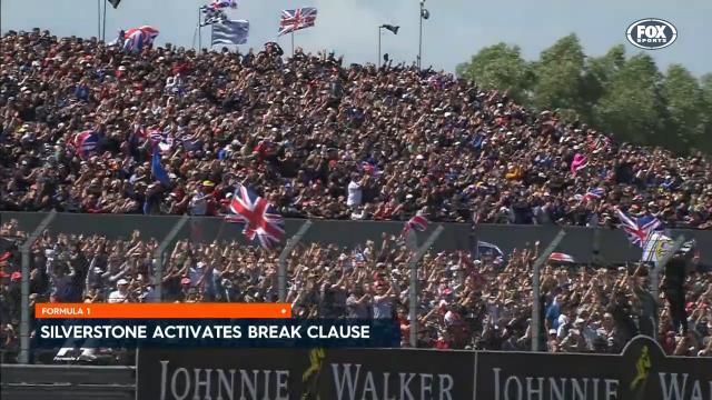 British F1 GP's shaky future