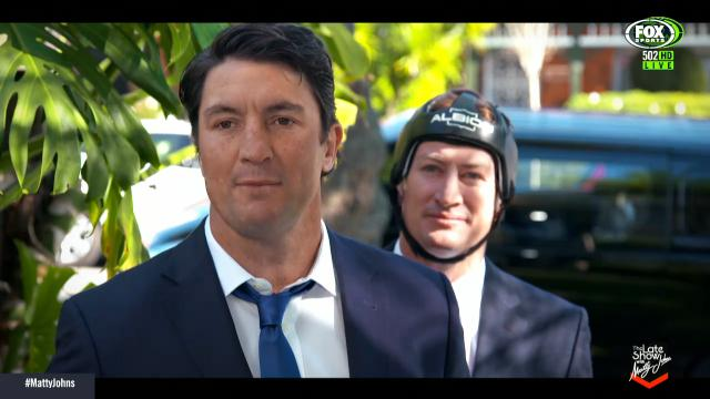 Fletch & Hindy: Missing link