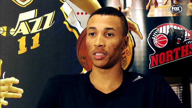 Exum: A man on a mission