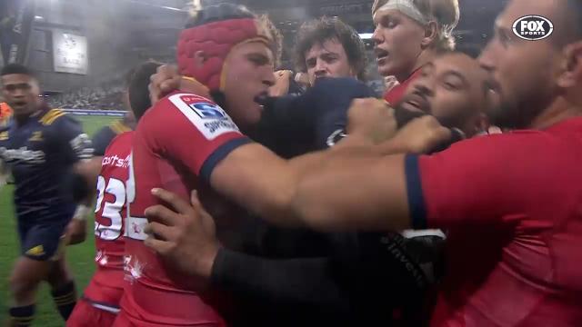 Highlanders down Reds