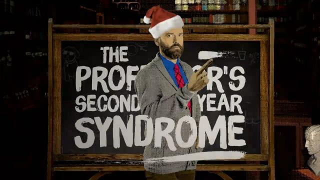 Second Year Syndrome 14/7/17