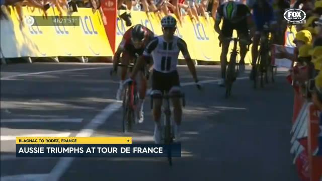 Matthews wins stage 14