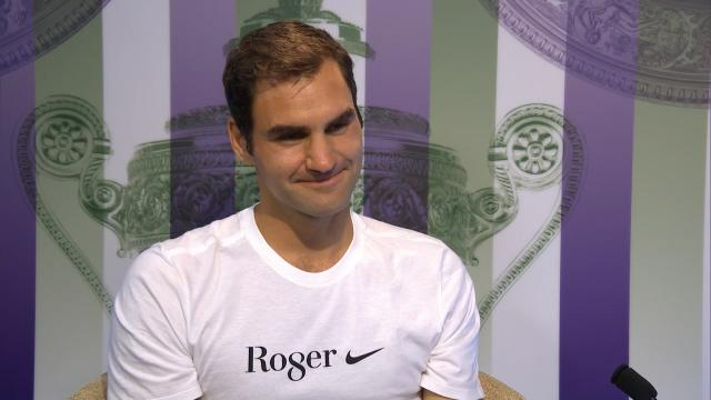 Federer hungry for more