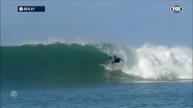 Poor day for Aussies at J-Bay