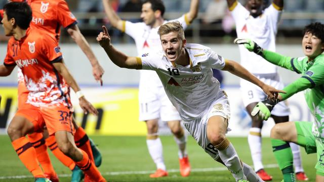 McGree heading to Belgium
