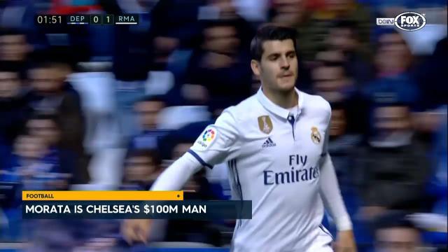 Chelsea's new $100m man