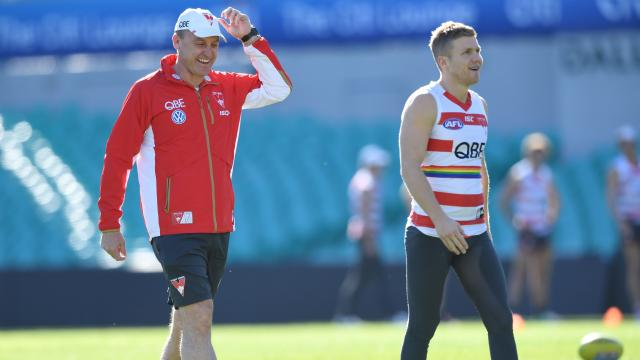 Swans hunt for top four