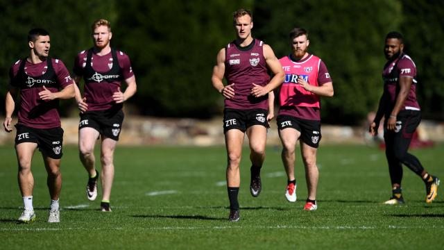 Manly chasing redemption