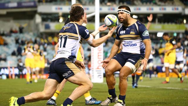 Brumbies perfect QF start