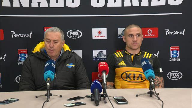 Hurricanes press conference