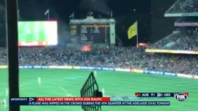 Flare marrs Crows win