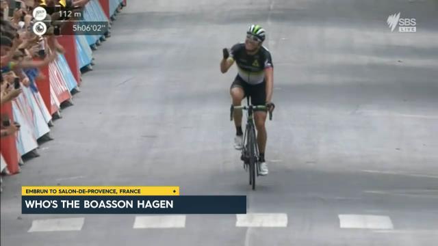 Boasson Hagen sees green