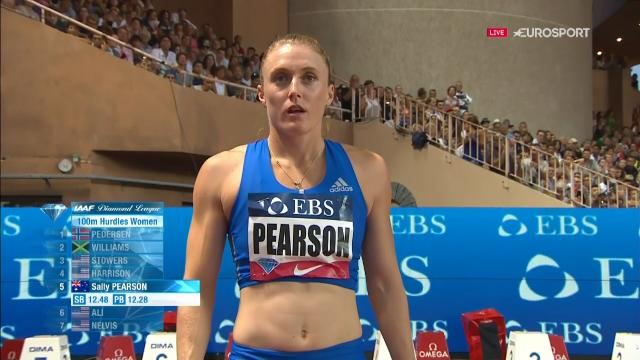 Pearson on the right track
