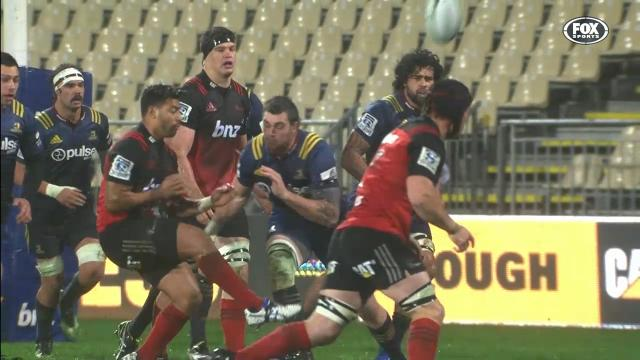 CRU v HIG: Match Highlights