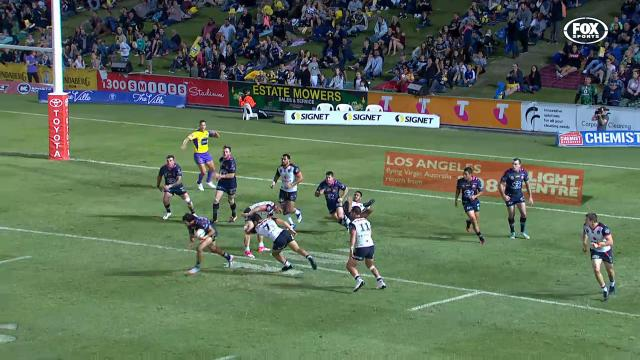 Try ends the Warriors' season