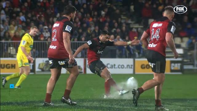 Crusaders secure semi spot