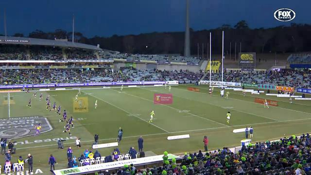 CBR v MEL: Full Match Replay