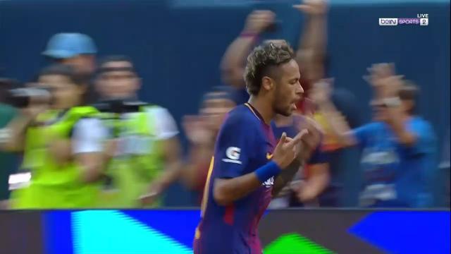 Neymar's mindboggling brace