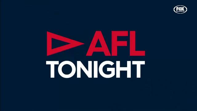 AFL Tonight (25/7/17)